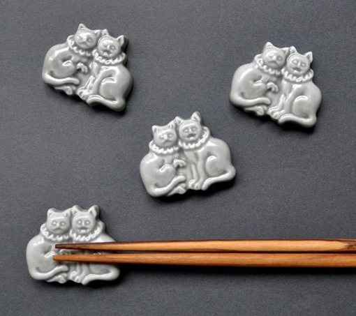 狛猫の豆皿、再入荷しております_d0193211_16235188.jpg