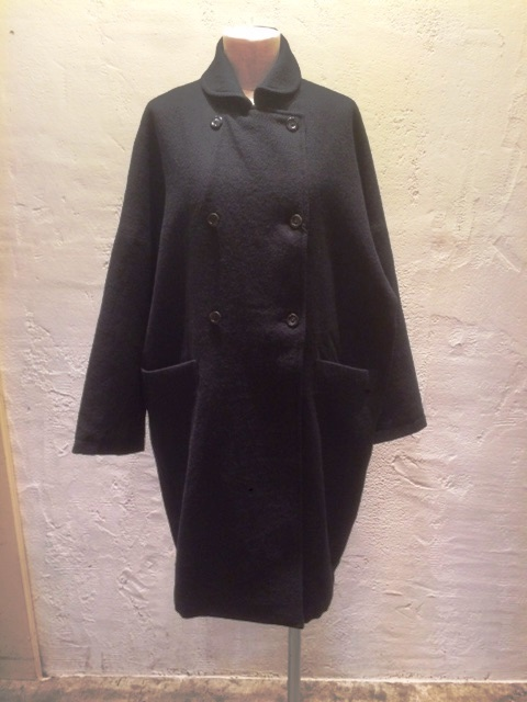 GRANDMA MAMA DAUGHTER Wool Roundcolor Coat_a0222424_17041241.jpeg
