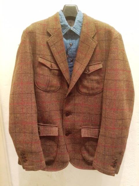 KATO Tweed Hunting Jacket_a0222424_19095810.jpeg