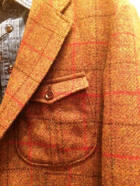 KATO Tweed Hunting Jacket_a0222424_19102918.jpeg
