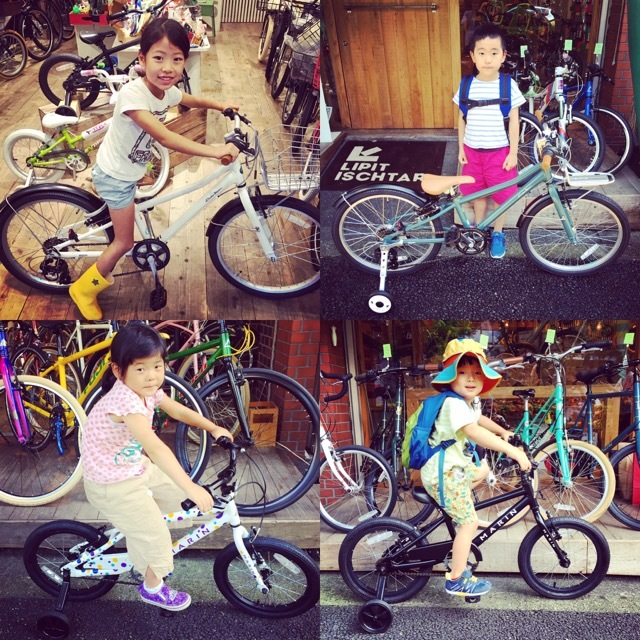 『LIPIT KIDS !』KIDS キッズ おしゃれ子供車 おしゃれ自転車 オシャレ子供車 子供車 リピトデザイン_b0212032_15342799.jpg