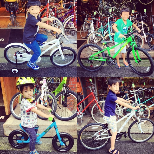 『LIPIT KIDS !』KIDS キッズ おしゃれ子供車 おしゃれ自転車 オシャレ子供車 子供車 リピトデザイン_b0212032_15350162.jpg