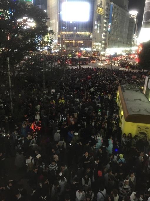 渋谷ハチ公前交差点_a0103940_21282521.jpg