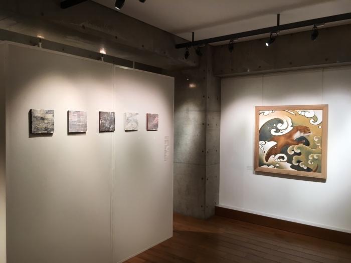 京都造形芸術大学 青木ゼミ生による展覧会_e0255740_17574643.jpg