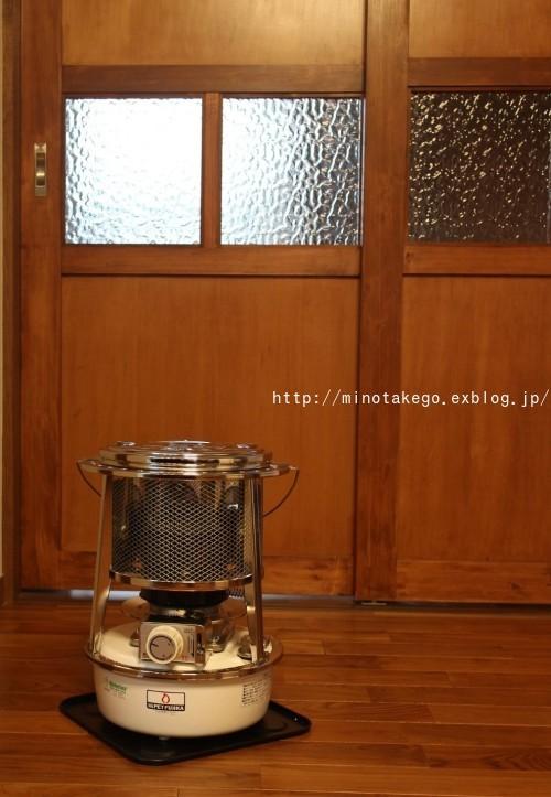 災害時に備える暖房器具  ~フジカ・ハイペット ストーブ~_e0343145_21073145.jpg