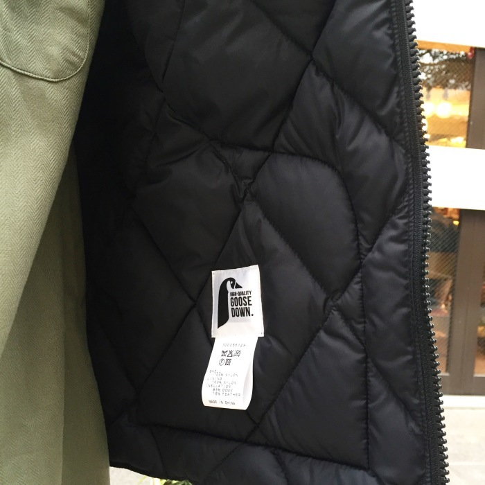""" Mt.Rainier Design / Down Vest & Cardigan \""_b0121563_16483983.jpg"