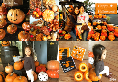 Happy Halloween!  ハッピー 🎃 ハロウィーン!_e0253364_09113516.jpg