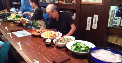 カウンターのおばんざい全部食べたいっ!!おでん「太郎」@吉祥寺_b0051666_12223527.jpg