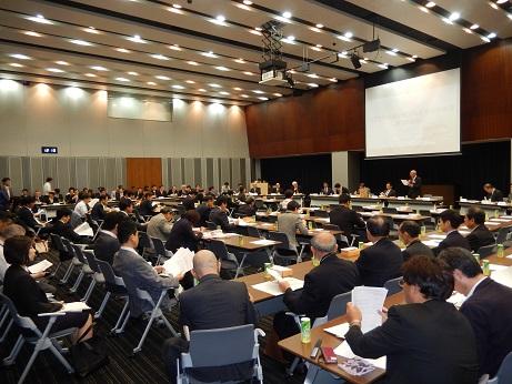 2016.10. 3 CLT議連で活動報告を行いました_a0255967_1638072.jpg
