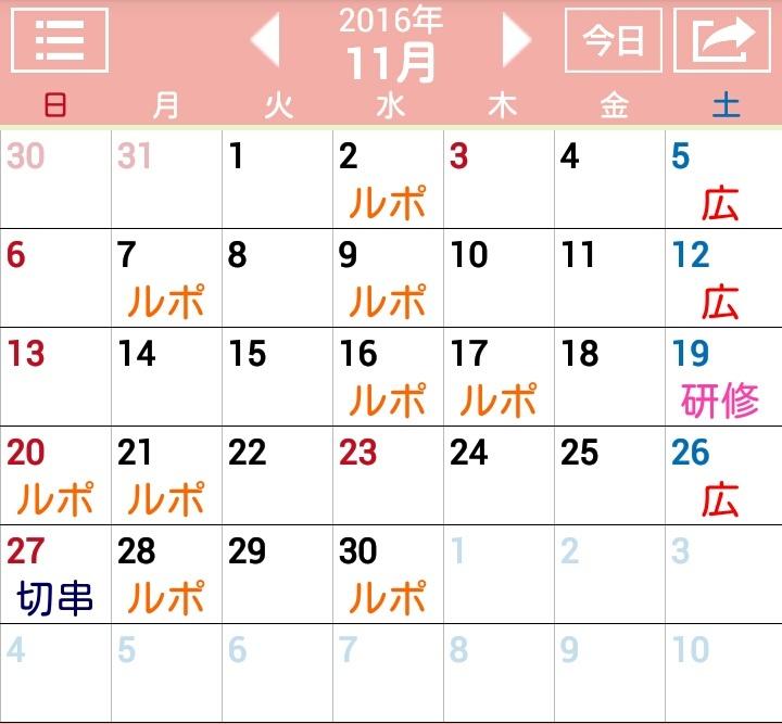 11月の予定・カレンダー_c0366378_09563084.jpg