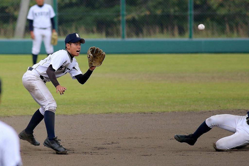 練習試合 京都選抜vs福井選抜1_a0170082_18484585.jpg