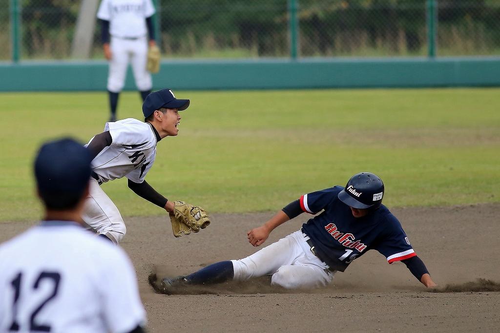 練習試合 京都選抜vs福井選抜1_a0170082_18492484.jpg