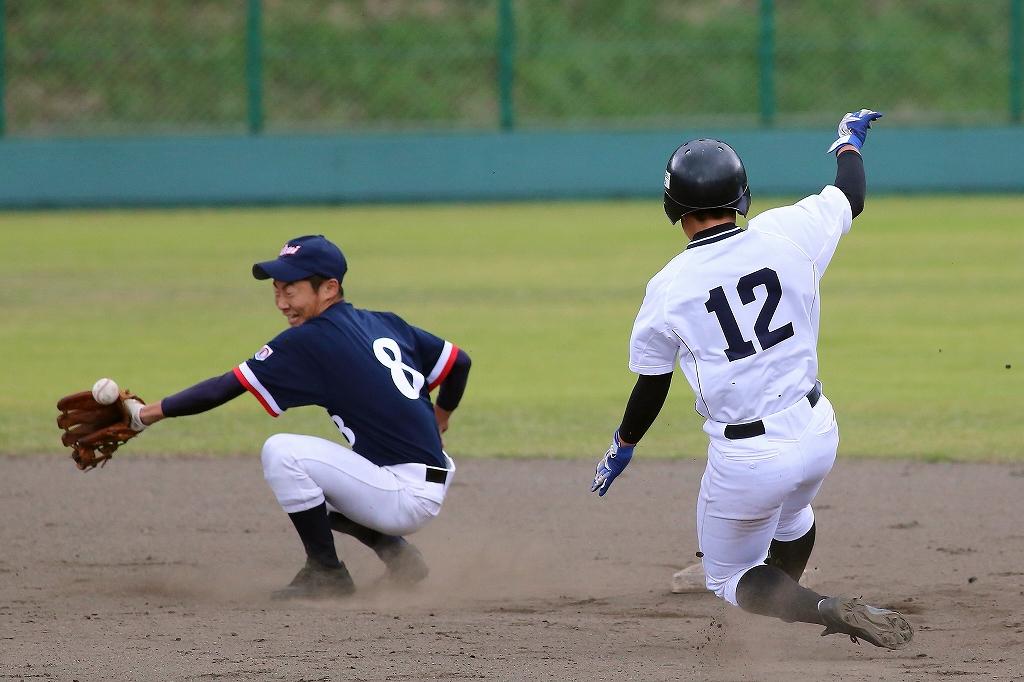 練習試合 京都選抜vs福井選抜1_a0170082_18525883.jpg