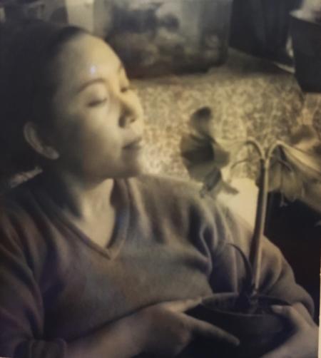 『死者の日』展『アマリリスのママンーあなたに会えた人はみんなしあわせ』_b0010487_23213344.jpg