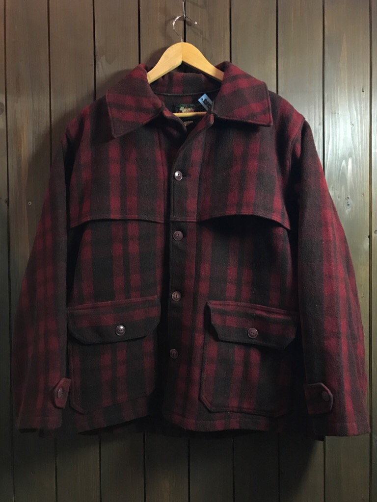 神戸店11/2(水)ヴィンテージ入荷!#5  50\'s  Weather Wise Wool Sport JKT, Hunting Item!!!_c0078587_1830156.jpg