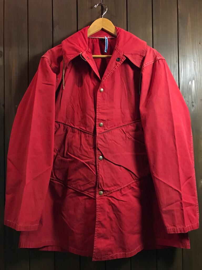 神戸店11/2(水)ヴィンテージ入荷!#5  50\'s  Weather Wise Wool Sport JKT, Hunting Item!!!_c0078587_18454115.jpg