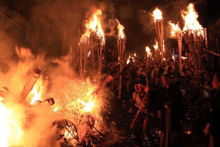 鞍馬の火祭_e0051888_3251988.jpg