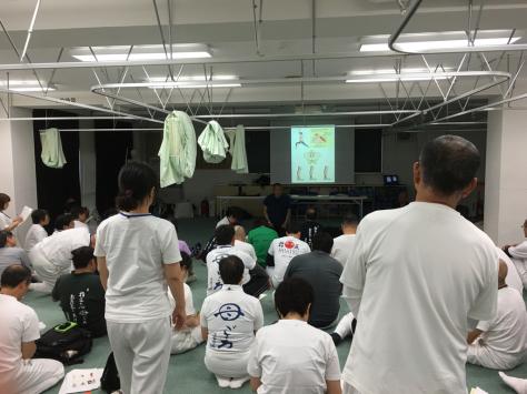 浪越学園・日本指圧専門学校 同窓会 指圧実技研修会。_a0112393_20020982.jpg