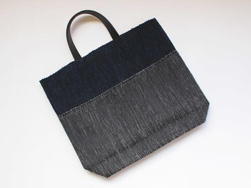 薄井ゆかりさんの裂き織りバッグが入荷しました!_a0026127_15265690.jpg