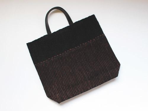 薄井ゆかりさんの裂き織りバッグが入荷しました!_a0026127_15271628.jpg