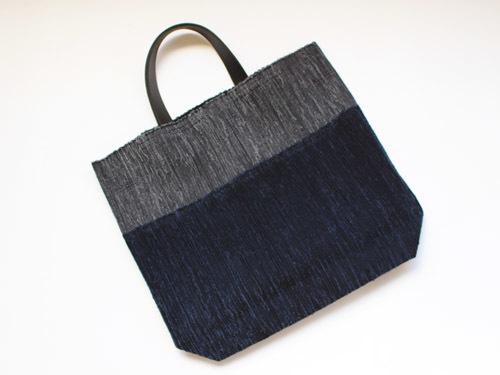 薄井ゆかりさんの裂き織りバッグが入荷しました!_a0026127_15275583.jpg