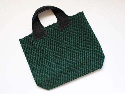 薄井ゆかりさんの裂き織りバッグが入荷しました!_a0026127_15315420.jpg