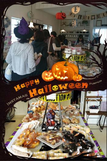 Halloweenイベント!_d0238033_14192639.jpg