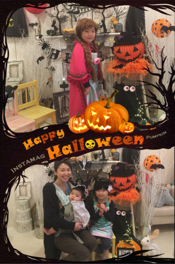Halloweenイベント!_d0238033_14220640.jpg