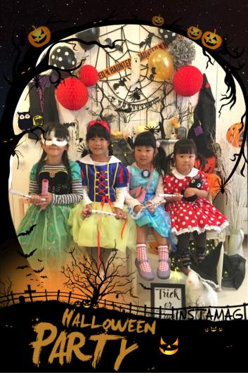Halloweenイベント!_d0238033_14230750.jpg