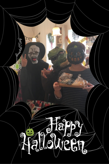 Halloweenイベント!_d0238033_14340535.jpg