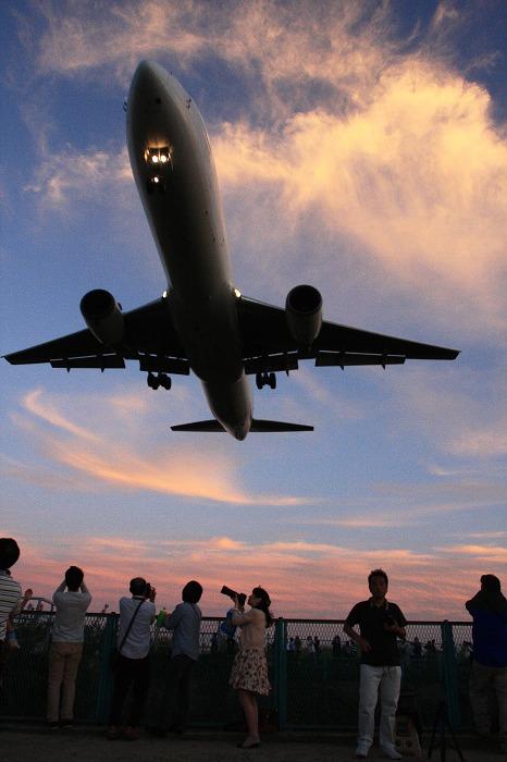 飛行機に会いに ②_a0294534_2135191.jpg