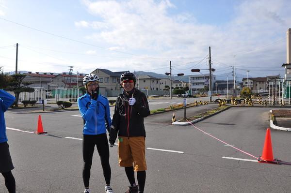 スポーツバイクスキルアップセミナーin上田自動車学校のご報告_b0217782_1736216.jpg