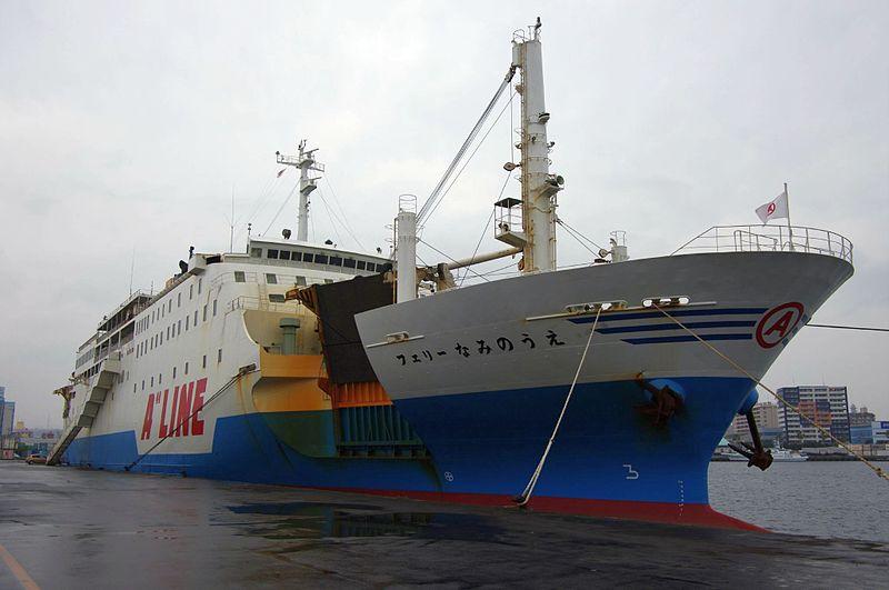 船の経歴 その1 「セウォル号」_a0163788_20214985.jpg