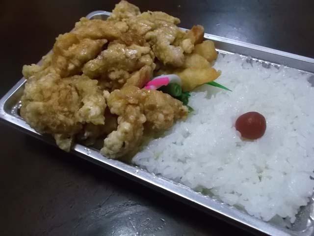 鶏から揚げ弁当&ばあちゃんの家に住みたい_f0019498_21544821.jpg