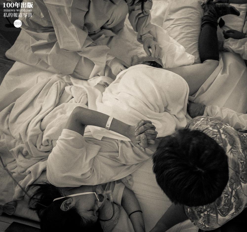 2016/8/18 みんな お母ちゃんの絶叫の中から生まれてくる 出産写真_a0120304_23513661.jpg