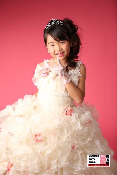 さなちゃん☆ドレス_b0203705_17234814.jpg