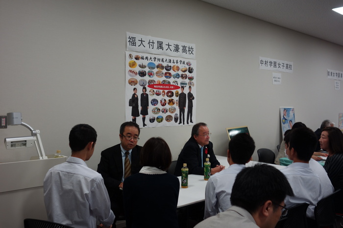 2017年度 高校進学説明会の様子とご感想(第1部・第2部)_d0116009_6385934.jpg