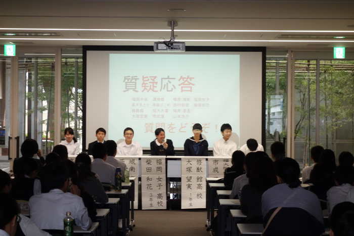 2017年度 高校進学説明会の様子とご感想(第1部・第2部)_d0116009_6561216.jpg