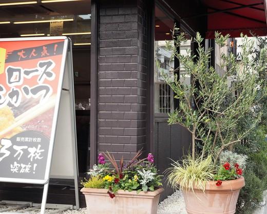 ブリオ天白店さまのお花の植え替え_f0139333_031215.jpg
