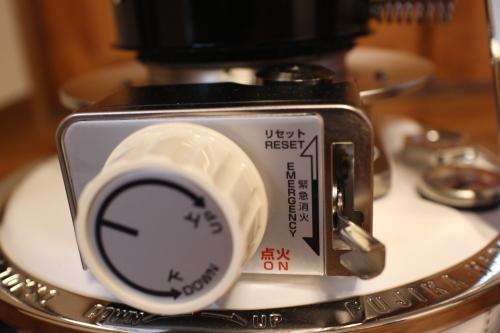 災害時に備える暖房器具  ~フジカ・ハイペット ストーブ~_e0343145_22253353.jpg