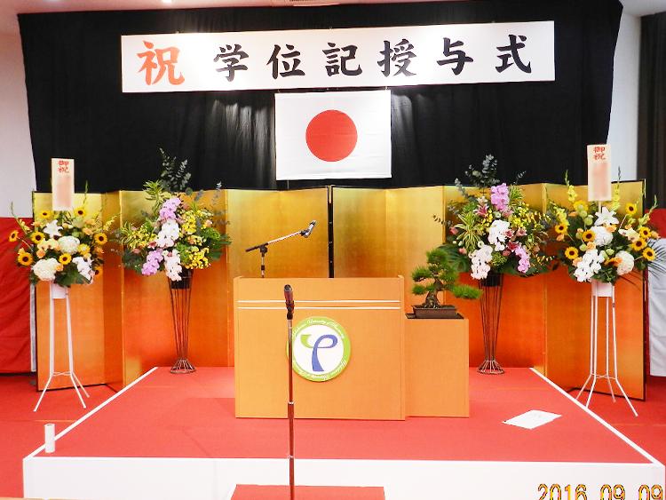 式典用スタンド花_a0302448_9161138.jpg