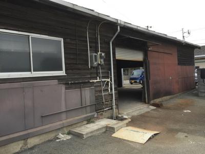 昭和20年築、木造工場跡地_f0115152_12421948.jpg