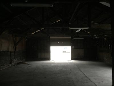 昭和20年築、木造工場跡地_f0115152_12422005.jpg