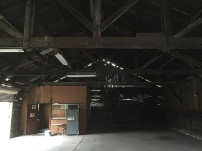 昭和20年築、木造工場跡地_f0115152_12422096.jpg