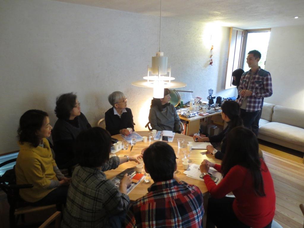 第5回 【青葉・都筑】町の縁側サロン「コーヒーの基礎知識講座」2016年10月30日(日)開催しました_c0310571_20142107.jpg