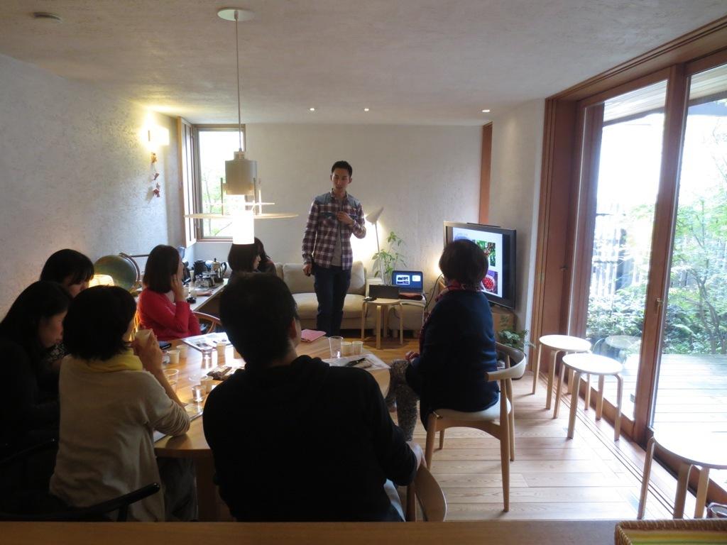第5回 【青葉・都筑】町の縁側サロン「コーヒーの基礎知識講座」2016年10月30日(日)開催しました_c0310571_20142638.jpg