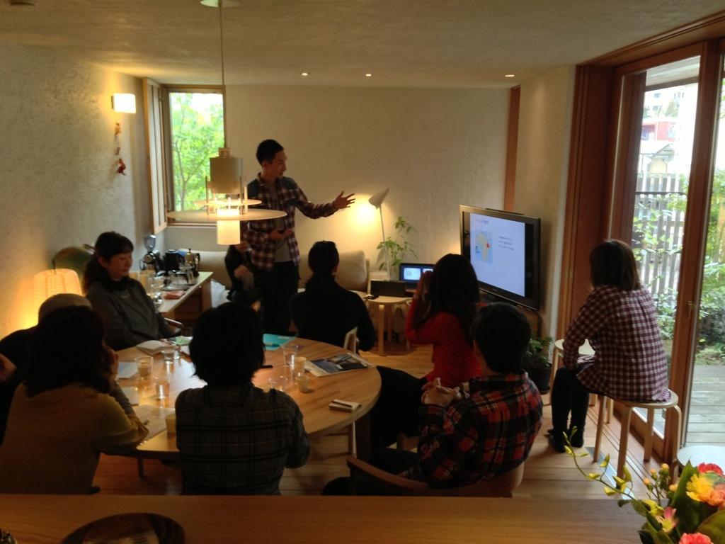 第5回 【青葉・都筑】町の縁側サロン「コーヒーの基礎知識講座」2016年10月30日(日)開催しました_c0310571_20144208.jpg