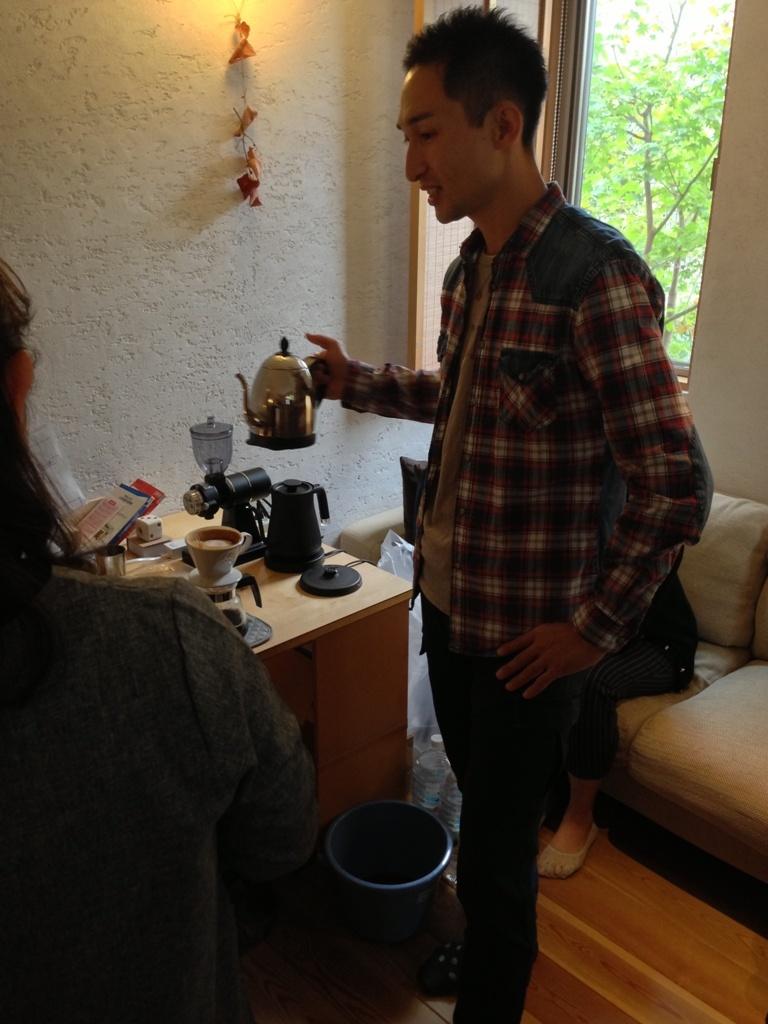 第5回 【青葉・都筑】町の縁側サロン「コーヒーの基礎知識講座」2016年10月30日(日)開催しました_c0310571_20145101.jpg