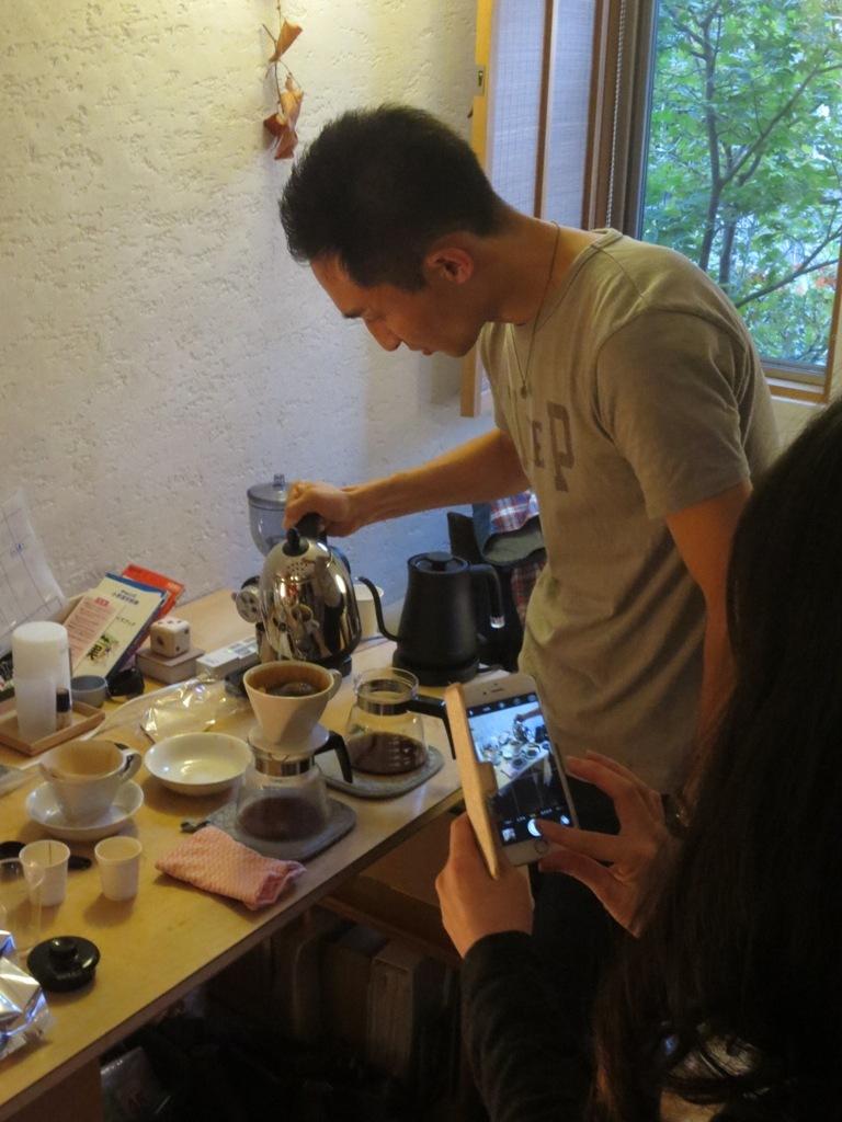 第5回 【青葉・都筑】町の縁側サロン「コーヒーの基礎知識講座」2016年10月30日(日)開催しました_c0310571_20170780.jpg