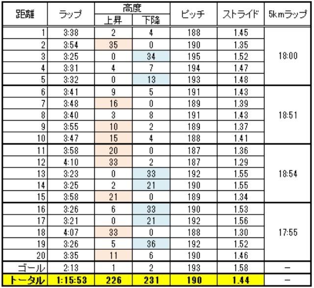 あつぎマラソンのランニングデータ_f0310282_16400905.png